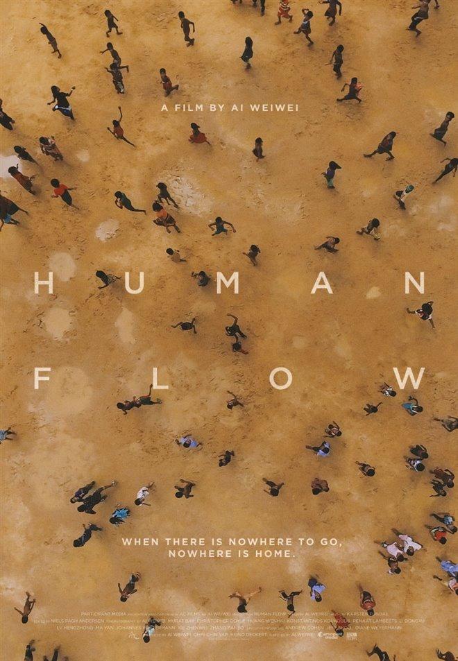 Human Flow (v.o.a.) Large Poster