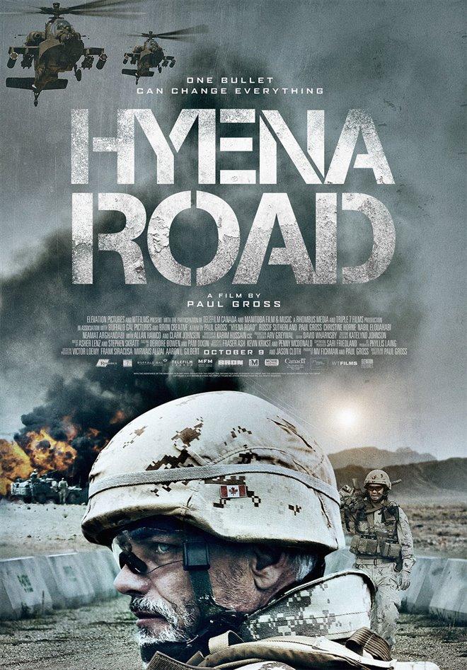 Hyena Road Large Poster