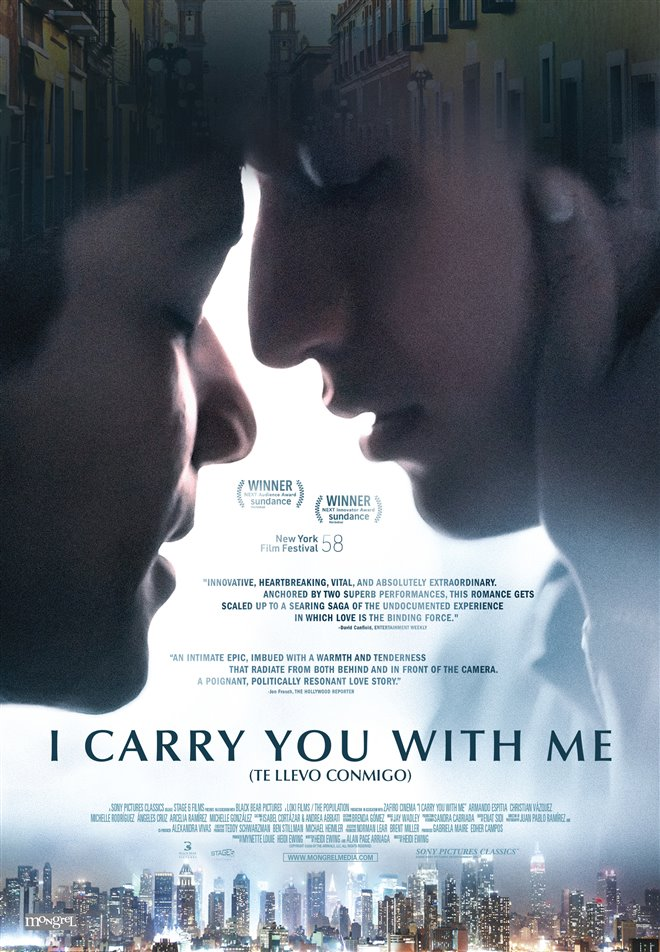 I Carry You with Me Large Poster