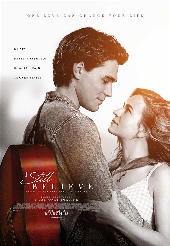 I Still Believe Poster