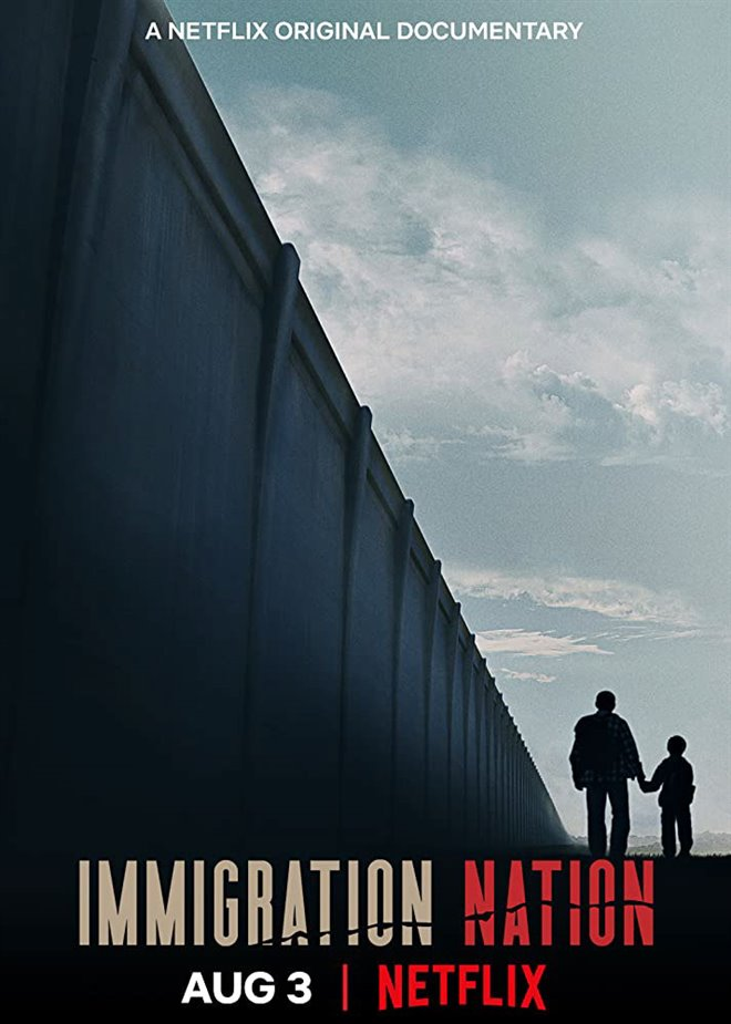 Immigration Nation (Netflix) Large Poster