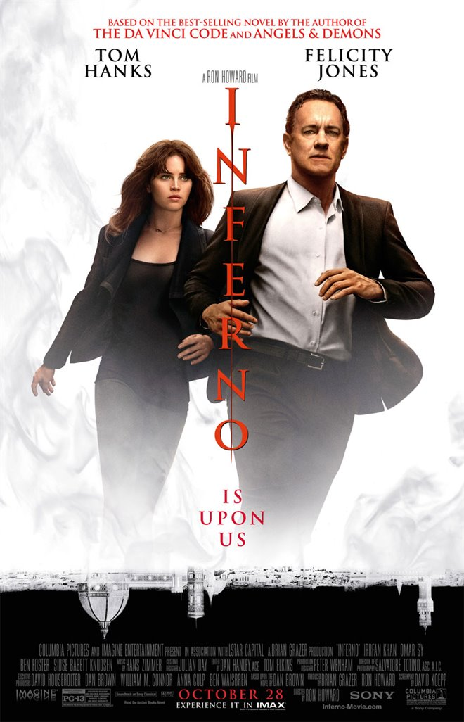 Inferno Large Poster