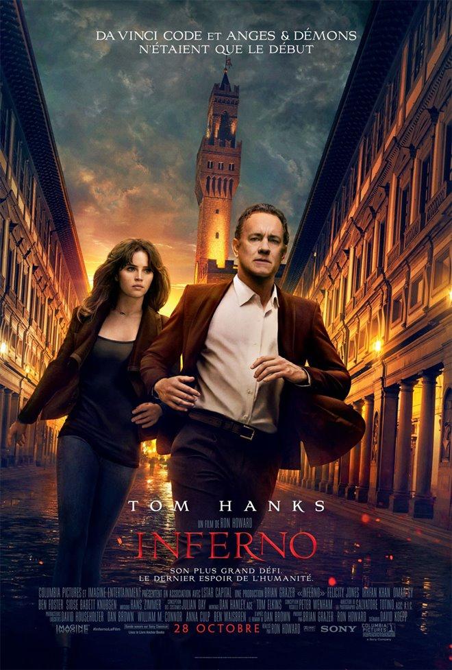 Inferno (v.f.) Large Poster