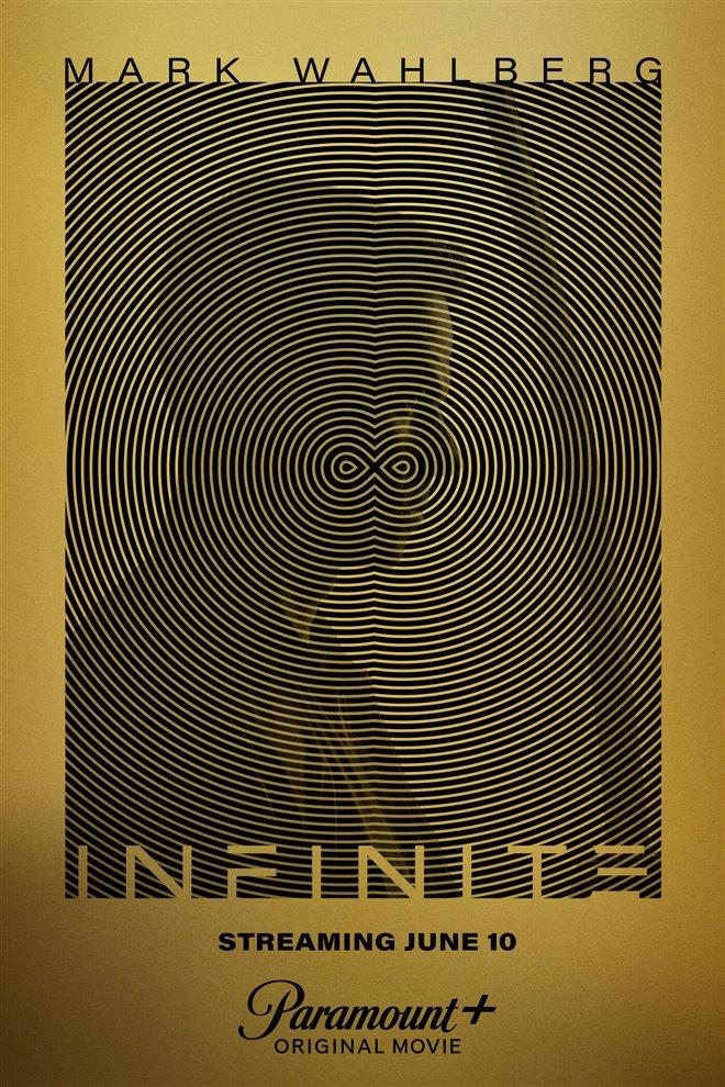 Infinite Large Poster