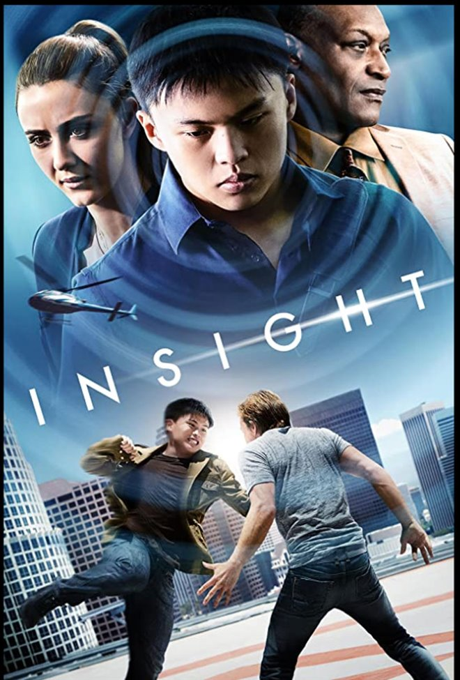 Insight Large Poster