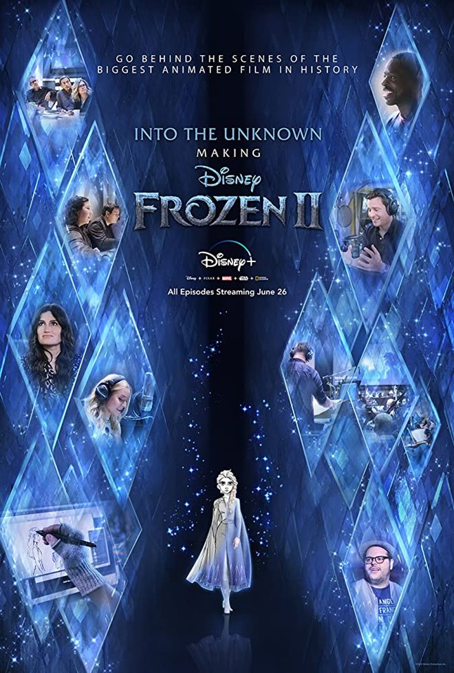 Into the Unknown: Making Frozen 2 (Disney+) Poster
