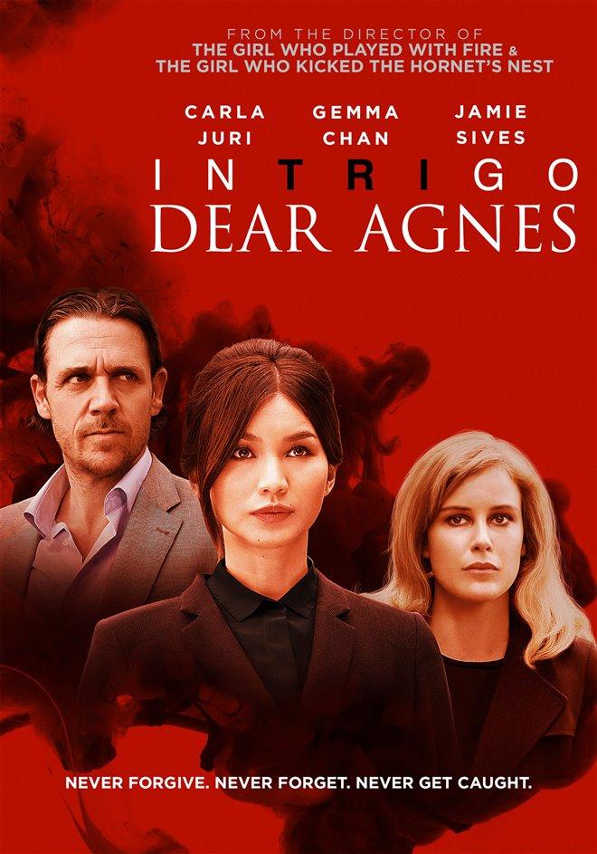 Intrigo: Dear Agnes Large Poster
