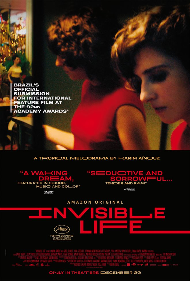Invisible Life Poster
