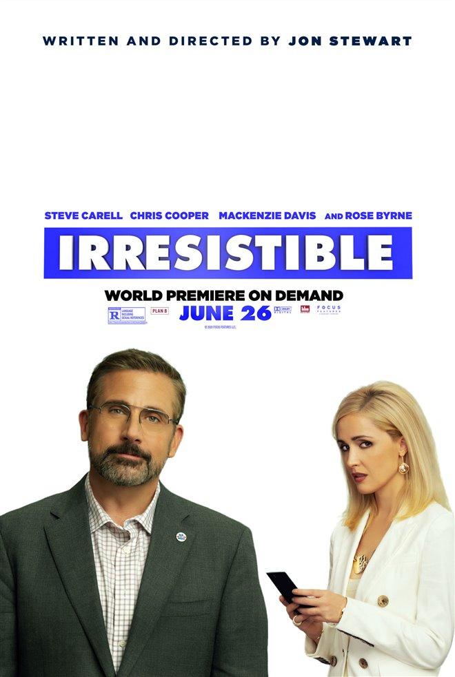 Irresistible Large Poster