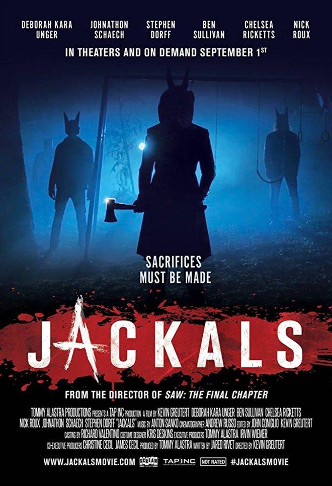 Jackals Large Poster