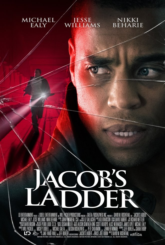 Jacob's Ladder Large Poster