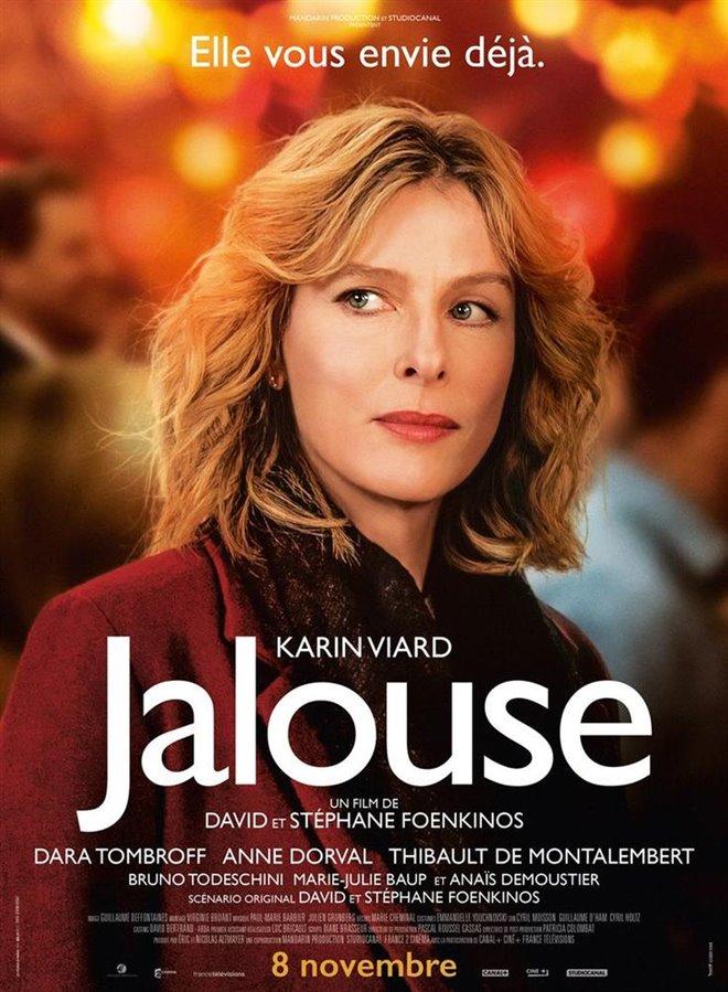 Jalouse (v.o.f.) Large Poster