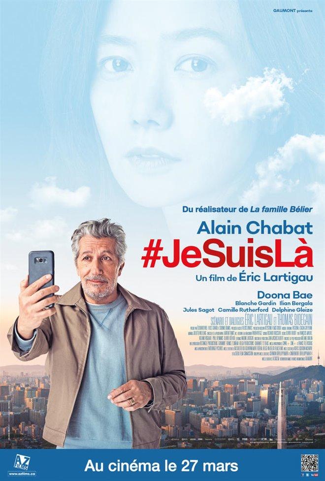 #JeSuisLà Large Poster