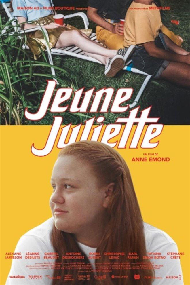 Jeune Juliette (v.o.f.) Large Poster