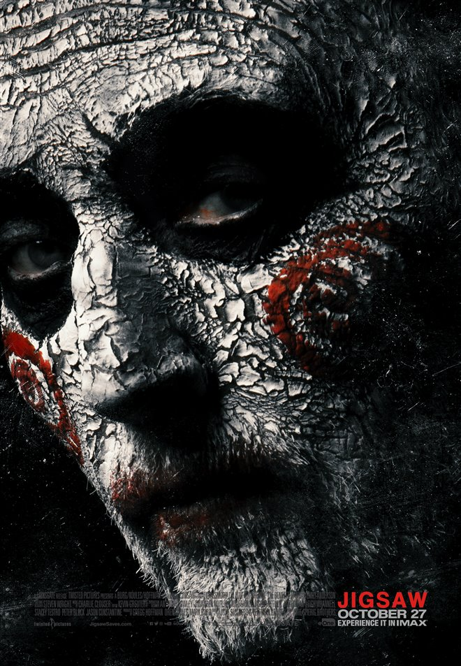 Jigsaw Large Poster