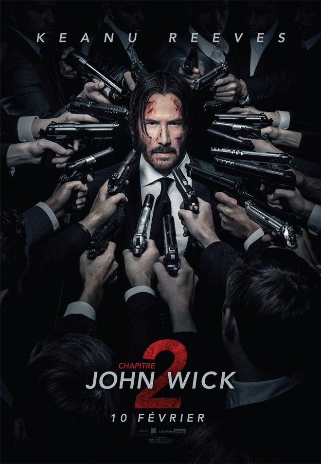 John Wick : Chapitre 2 Large Poster