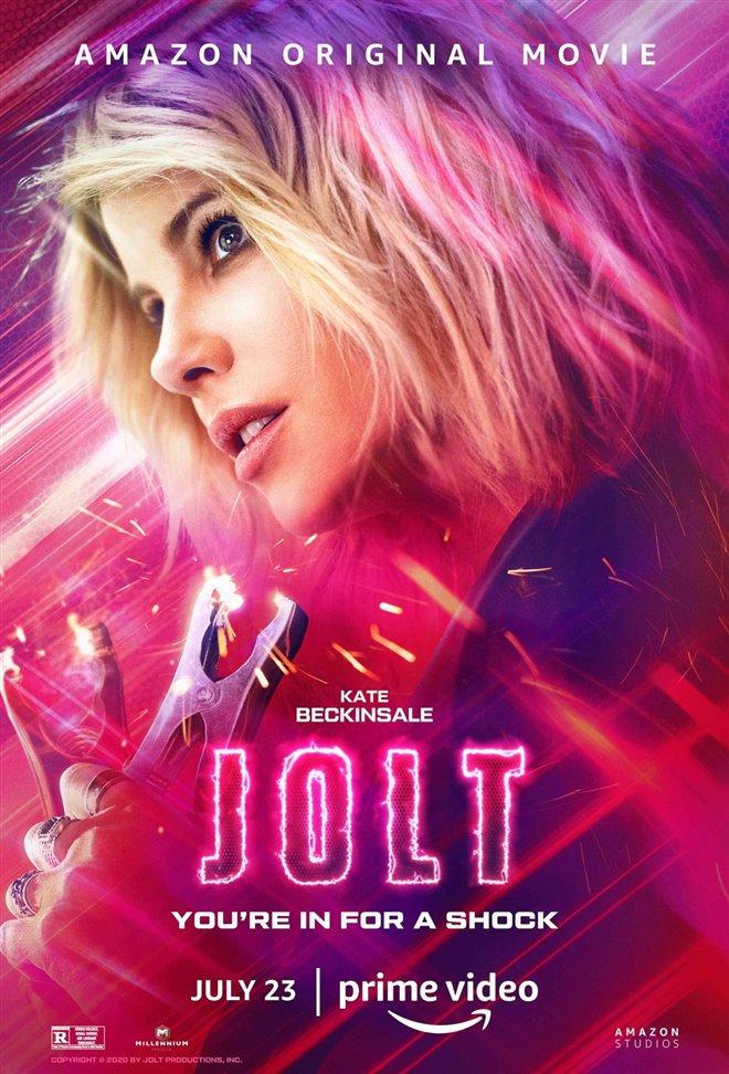 Jolt (Amazon Prime Video) Large Poster
