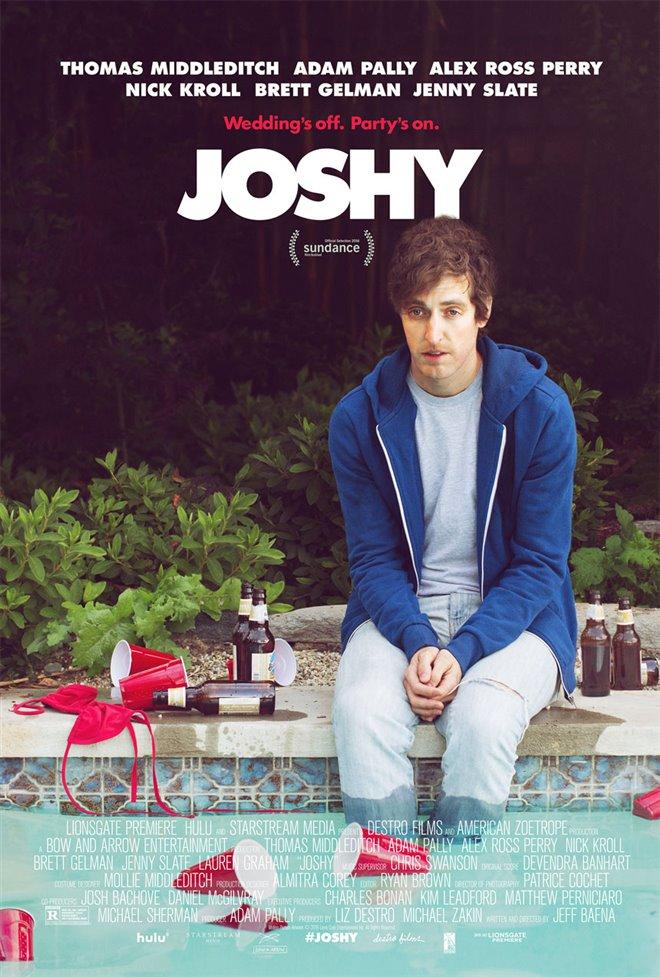 Joshy Large Poster