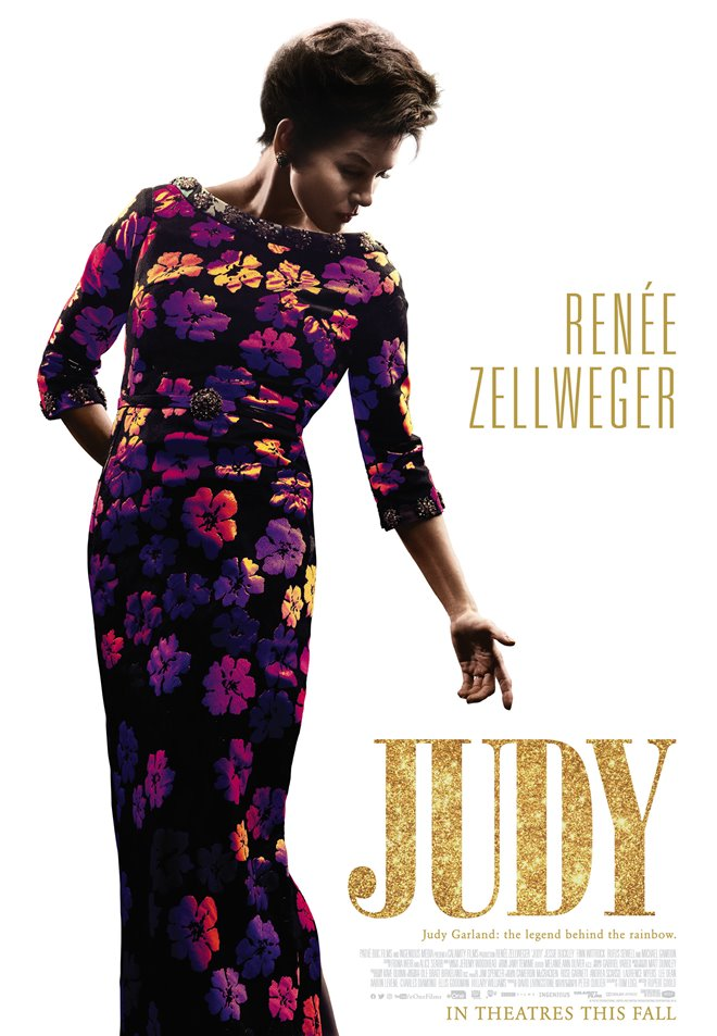 Judy Large Poster