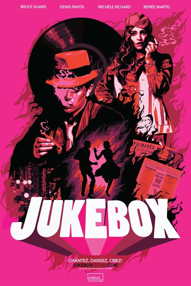 Jukebox Large Poster