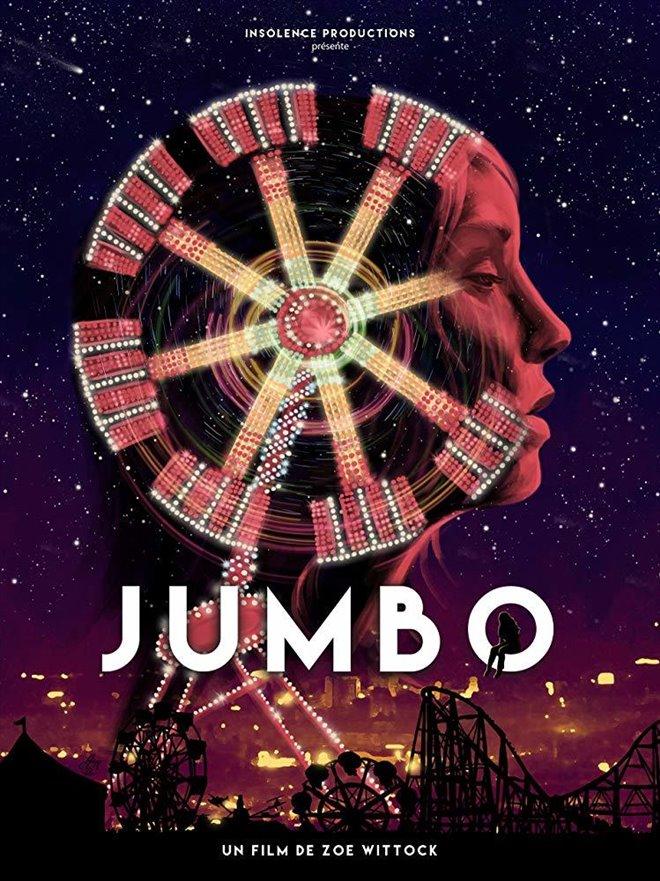 Jumbo (v.o.f.) Large Poster