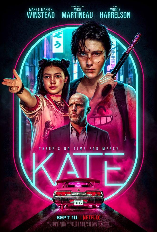 Kate (Netflix) Large Poster