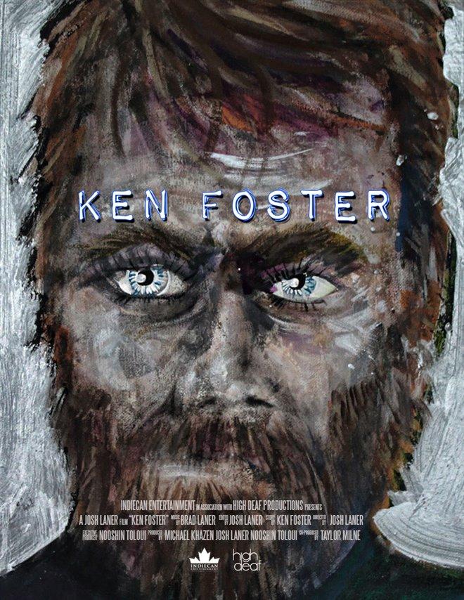 Ken Foster Large Poster