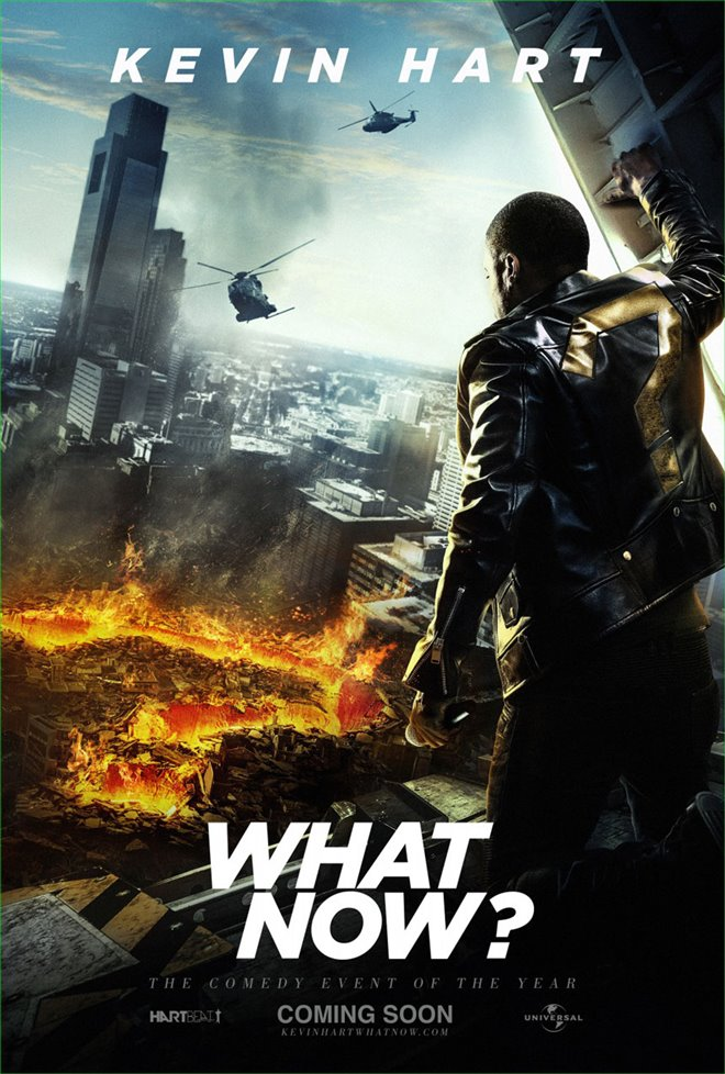 Kevin Hart: What Now? Large Poster