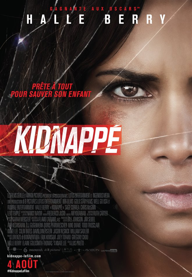 Kidnappé Large Poster