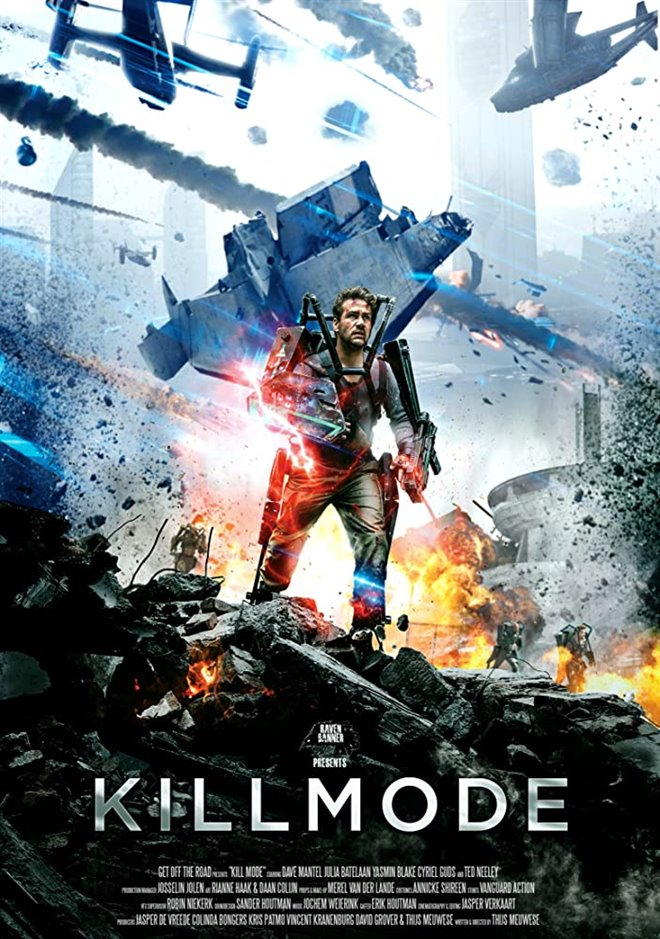 Kill Mode Large Poster