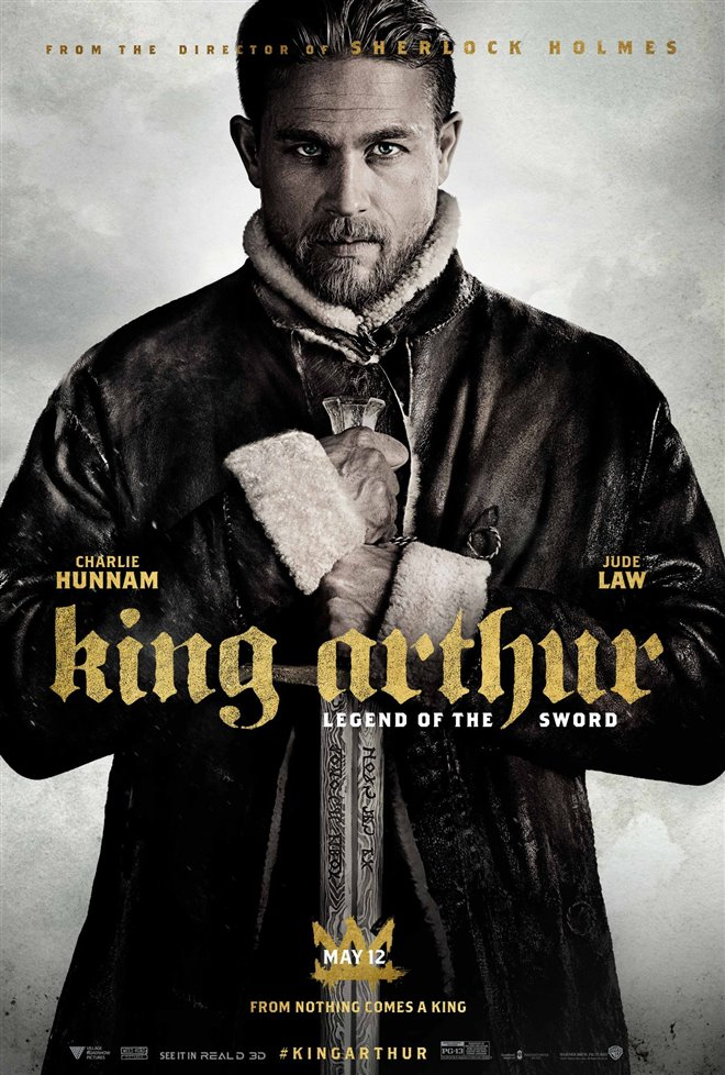 King Arthur: Legend of the Sword Large Poster