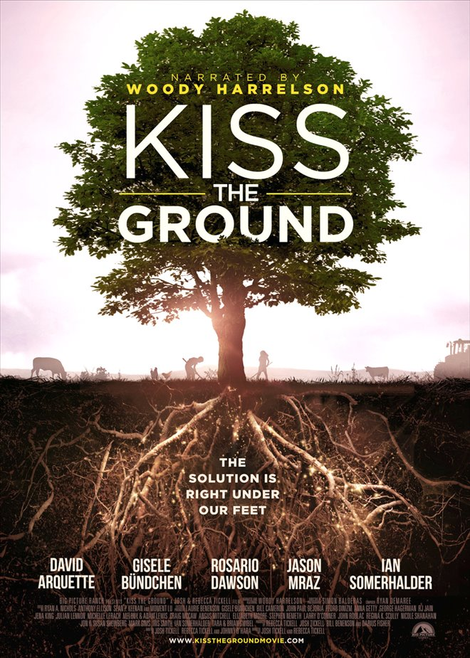 Kiss the Ground (Netflix) Large Poster