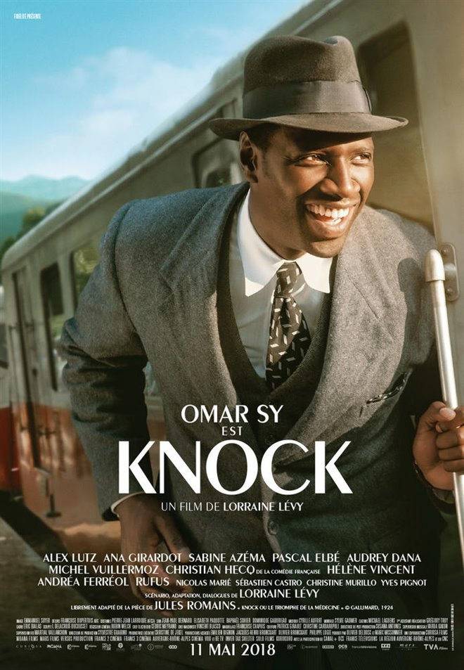Knock Large Poster