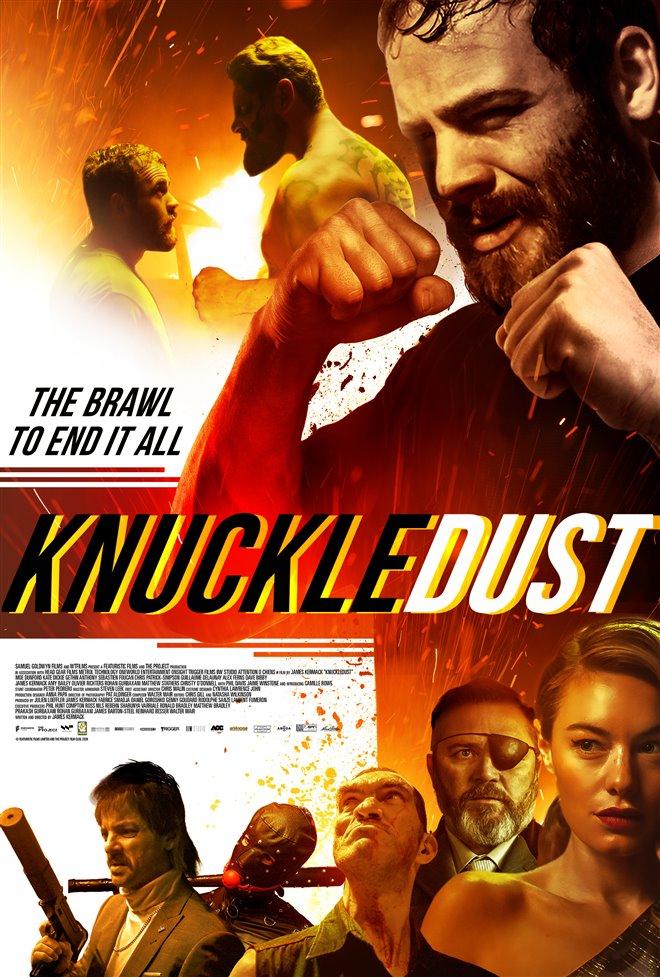 Knuckledust Large Poster