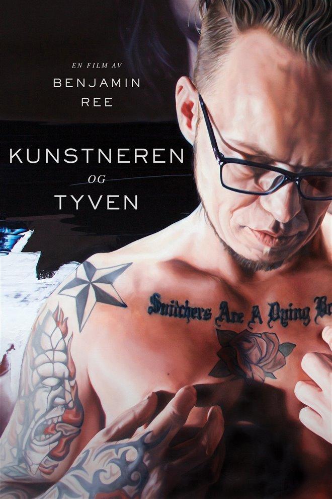 Kunstneren og tyven Large Poster