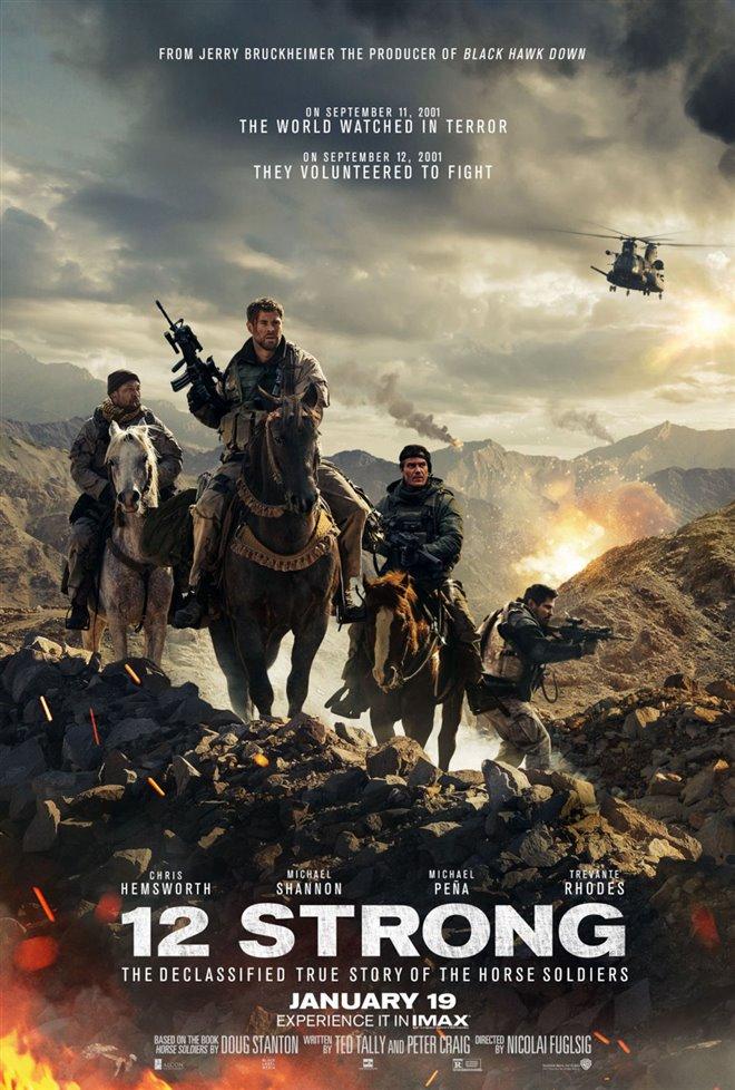 La brigade des 12 (v.o.a.s-.t.f.) Large Poster