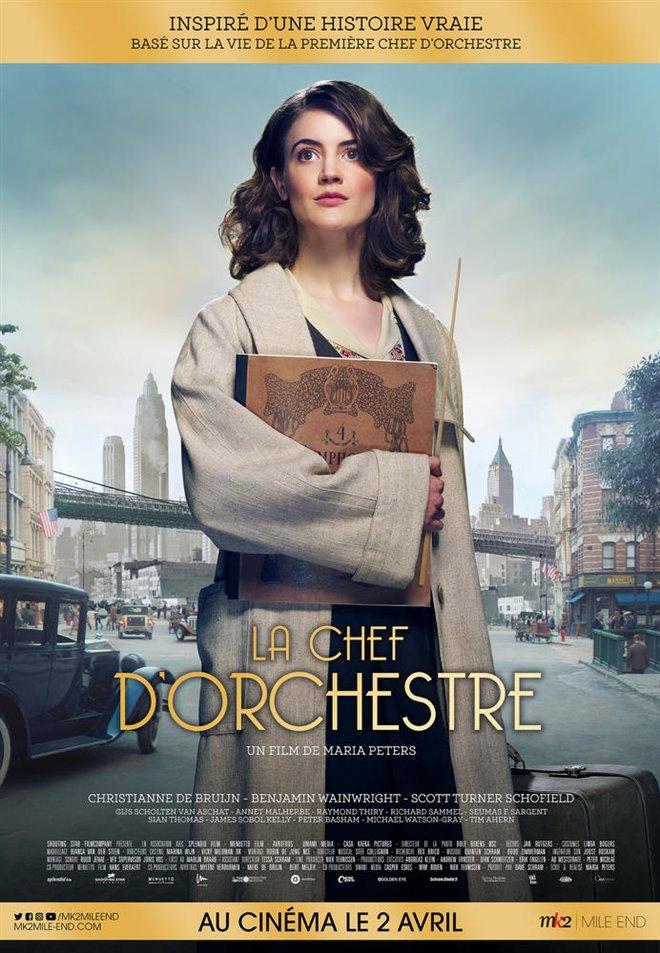 La chef d'orchestre Large Poster