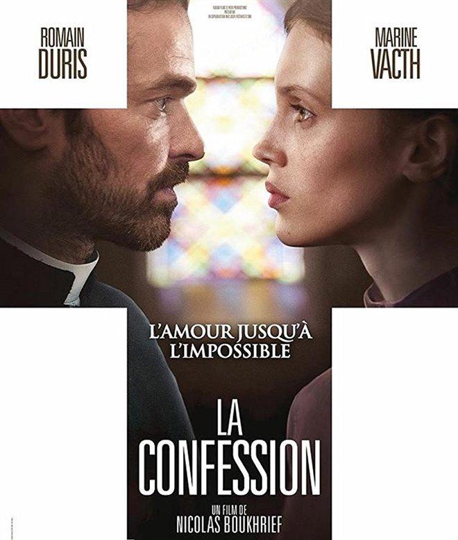 La confession Large Poster