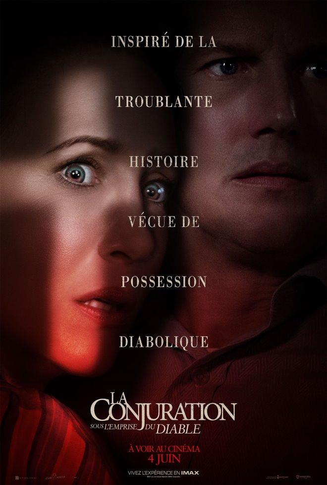 La conjuration : Sous l'emprise du diable Large Poster