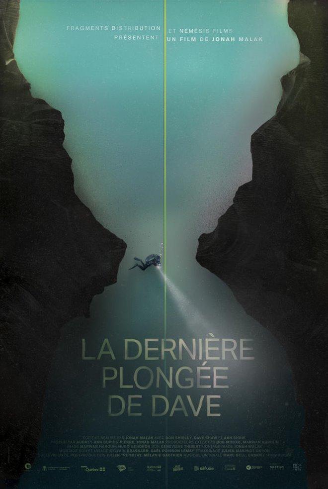 La dernière plongée de Dave (v.o.a.s.-t.f.) Large Poster