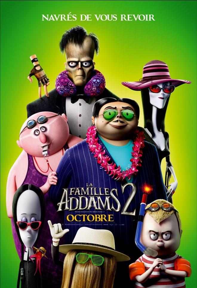 La famille Addams 2 Large Poster