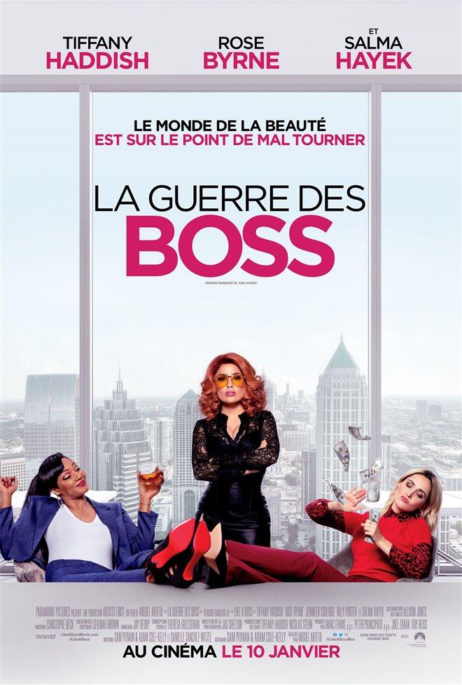 La guerre des boss Large Poster