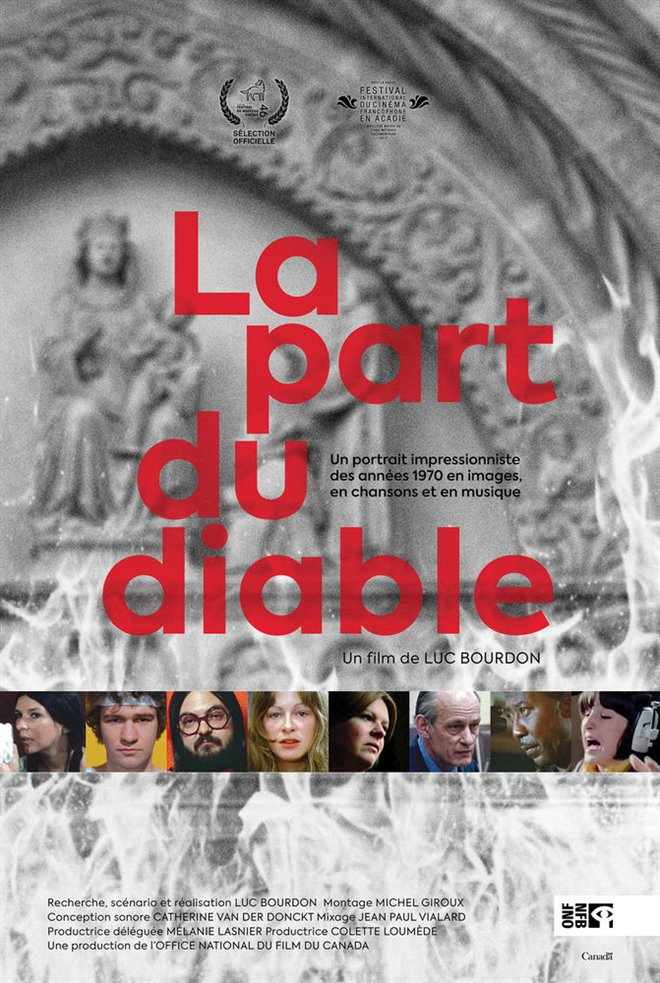 La part du diable Large Poster