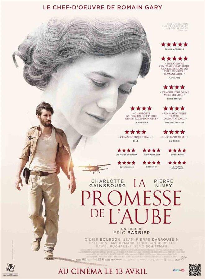 La promesse de l'aube Large Poster