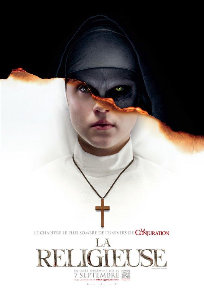 La religieuse Large Poster