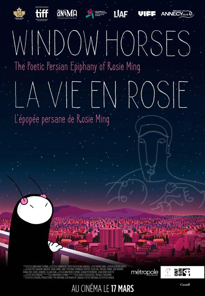 La vie en Rosie : L'épopée persane de Rosie Ming (v.o.a.s-t.f.) Large Poster