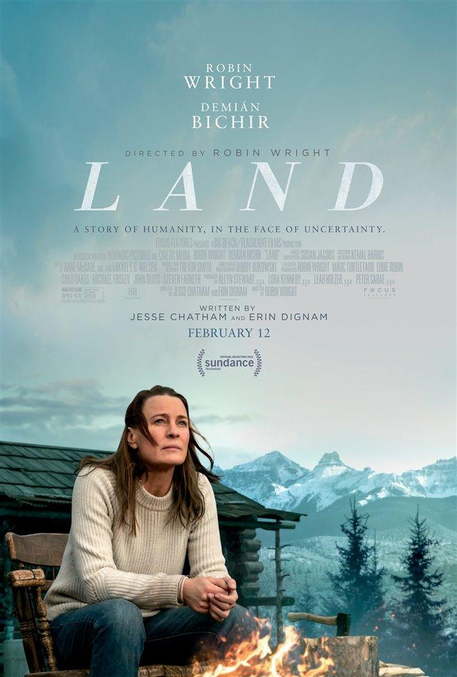 Land (v.o.a.) Large Poster