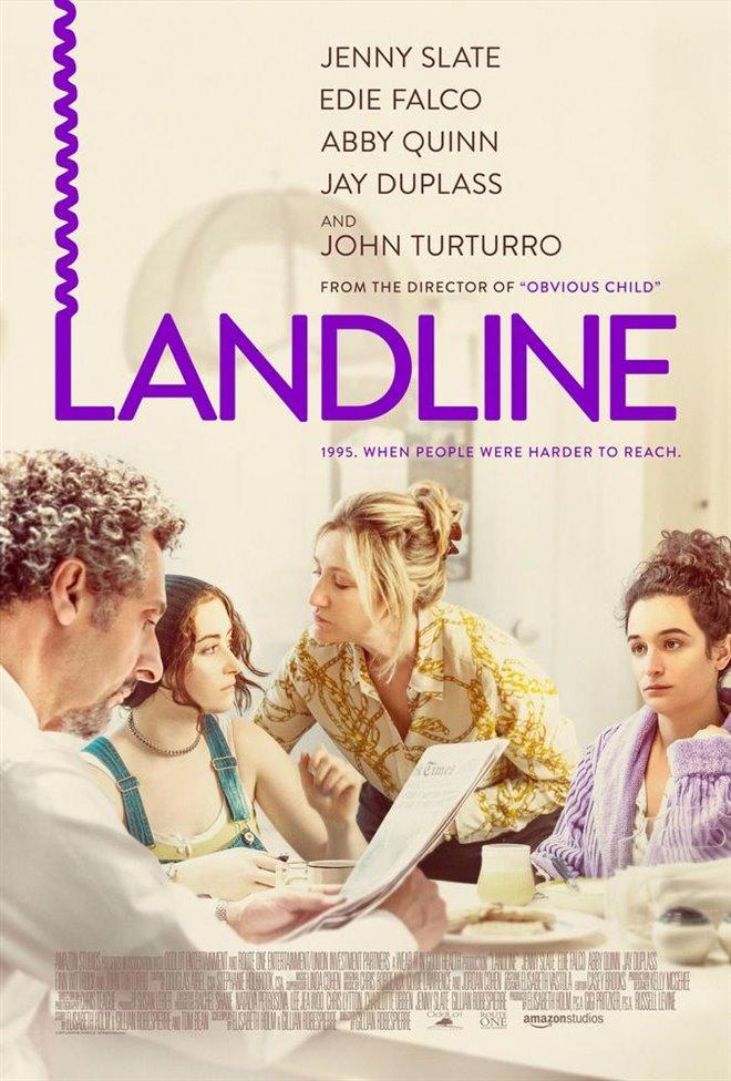 Landline (v.o.a.) Large Poster