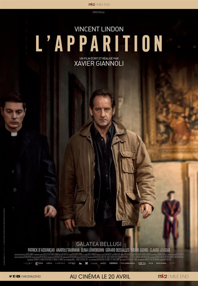 L'apparition Large Poster