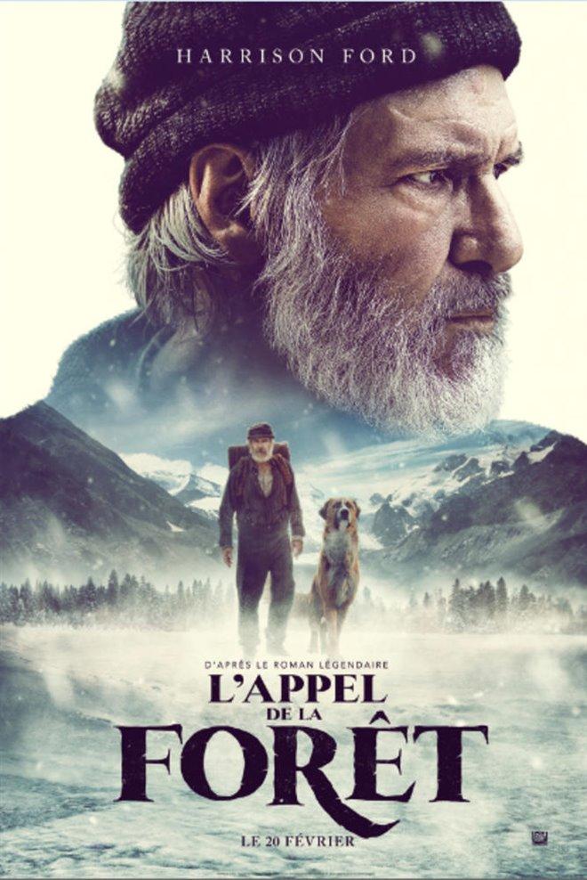 L'appel de la forêt Large Poster